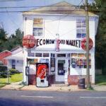 """Stafford County Medical: """"Economy Food Market"""" by Jim Ellis"""