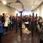 Smith Center for Healing and the Arts Gallery: Opening